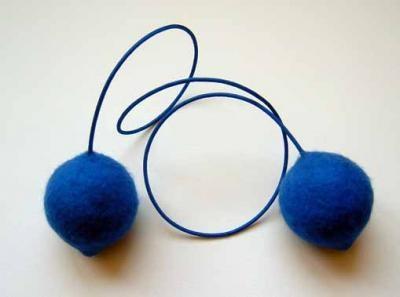 "Chung Im Kim, ""Blue Seeds"""