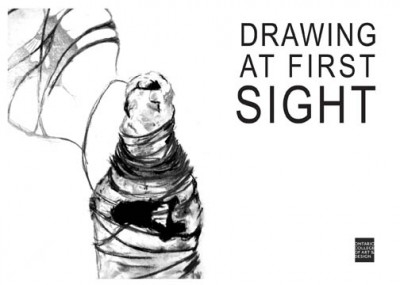 Drawing at First Sight Invite
