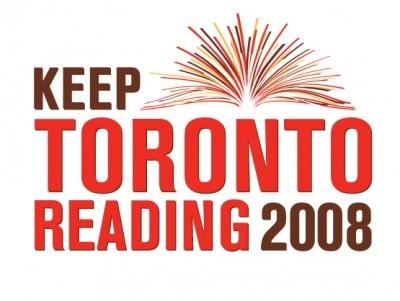 Keep Toronto Reading 2008