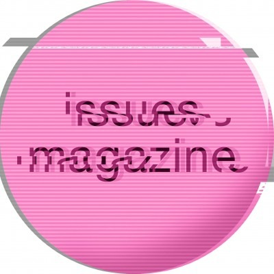 Issues Magazine logo