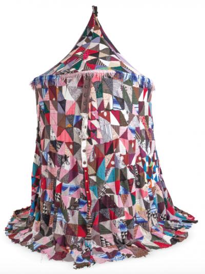 Knit Tent