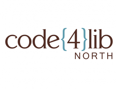 Code4Lib North logo