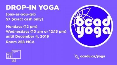 Drop In Yoga