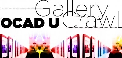 OCAD U Gallery Crawl