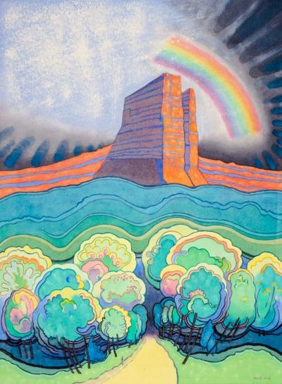 High Mesa by John Inglis