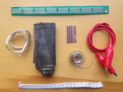 tools for making wearable electronics
