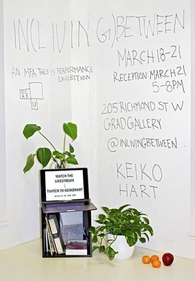 Keiko Hart Exhibition