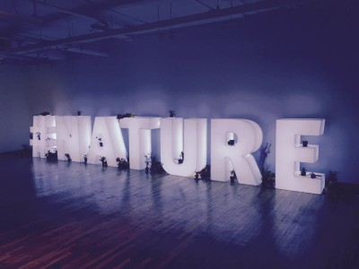#nature: Artwork by featured artist Sean Martindale