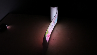 Image of a roll of paper