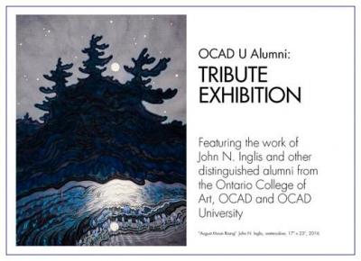 OCAD U Alumni Tribute Exhibition