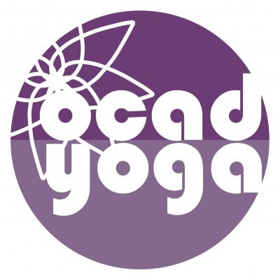 Image of OCAD Yoga logo sphere