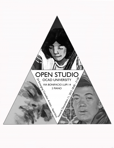poster for florence open studio