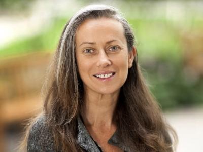 Portrait of Lorna Ross