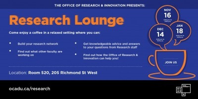 Research Lounge poster