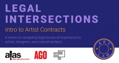 Legal Intersections #3 | Intro to Artists' Contracts
