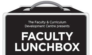 Faculty Lunchbox Poster