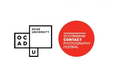 Contact logo with OCAD U loco