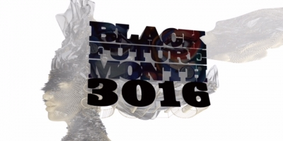 Black History month art call banner