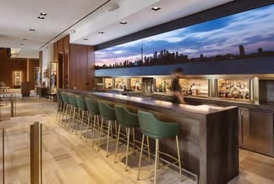 photo of d bar at four seasons hotel
