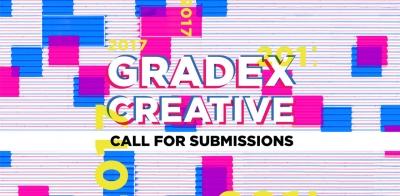 GradEx 2017 Call for Creative
