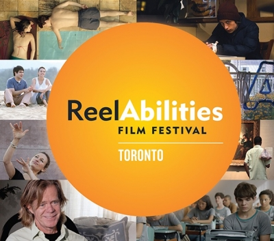 Reel Abilities logo