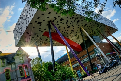 OCAD University's Sharp Center for Design