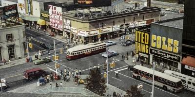 Yonge and Dundas 1978