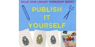 OCAD Zine Workshop Series: Linocut Printing