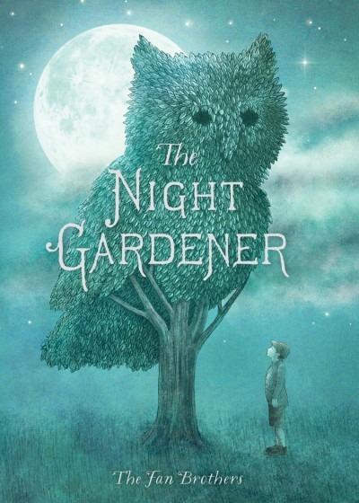 Image of the Night Gardener cover