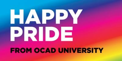 OCAD University celebrates PRIDE