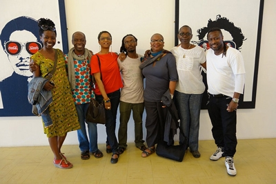 Black Canadian curators and critics (and international colleagues) in Venice