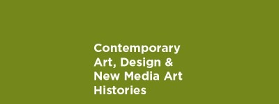 OCAD U Contemporary Art, Design and New Media Art Histories