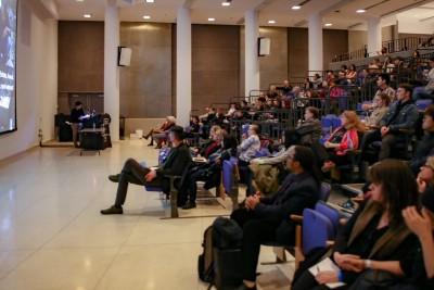 CRAM learning festival at OCAD U, photo by Arash Safavi