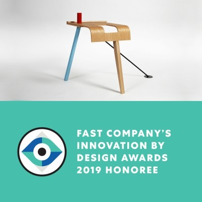 Fast Company's Innovation by Design Awards 2019 Honoree