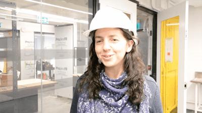 Joanne Frisch, video still