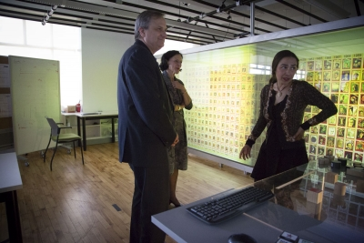 Secretary Of Cabinet Visits OCAD U