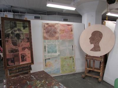 Katheryn Wabegijig's work