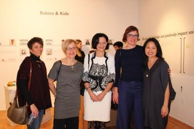 OCAD U teams up with Regent Park's Immigrant Creative Women's Collective