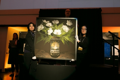 Image of the Waisglass artwork on auction at Project 31
