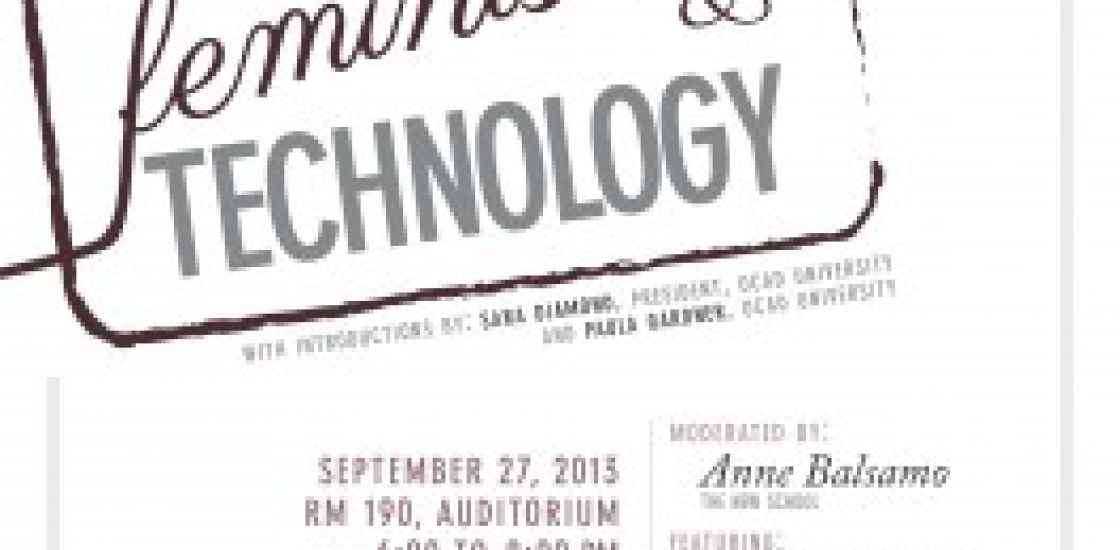Dialogues on Feminism and Technology