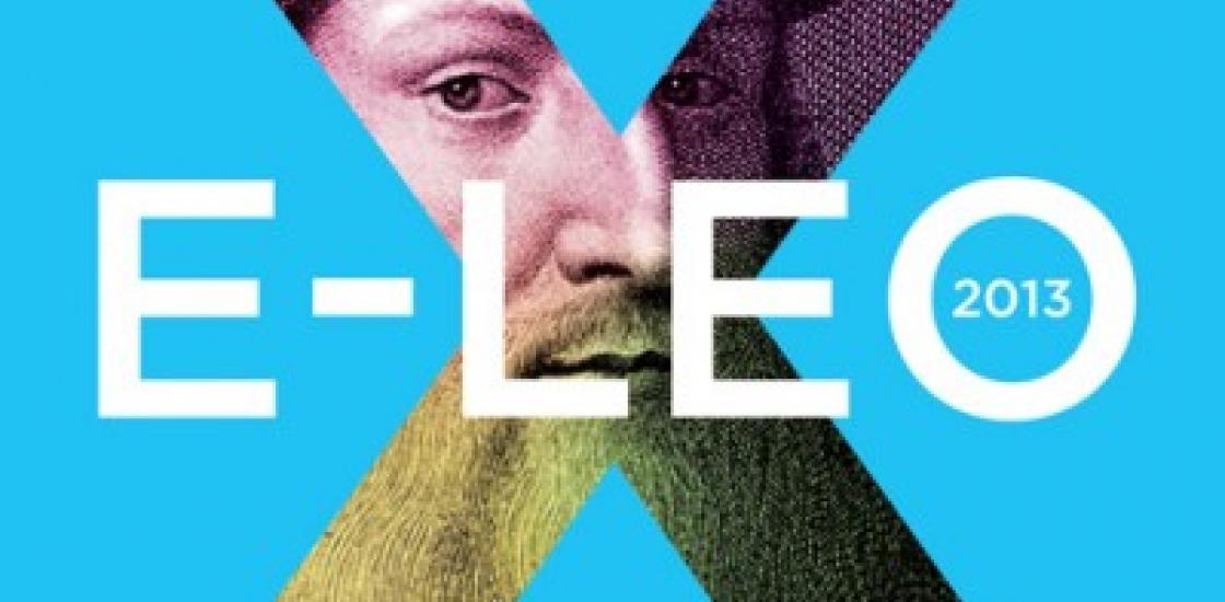 e-Leo exhibit Symposium