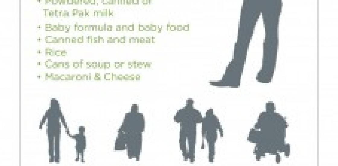 Annual OCAD U Holiday Food Drive
