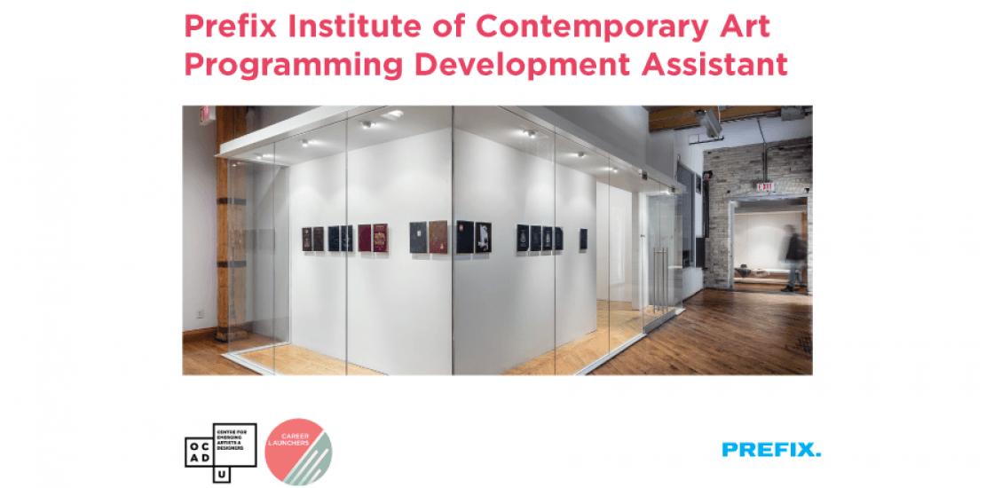Call for Applications - Prefix Programming Development Assistant