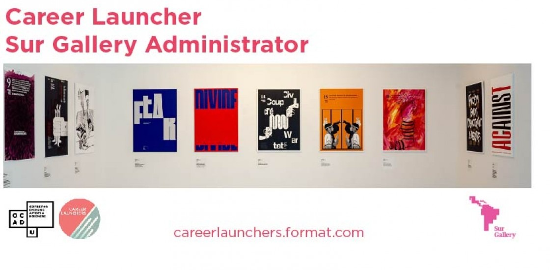 Call for Applications - Sur Gallery Gallery Administrator