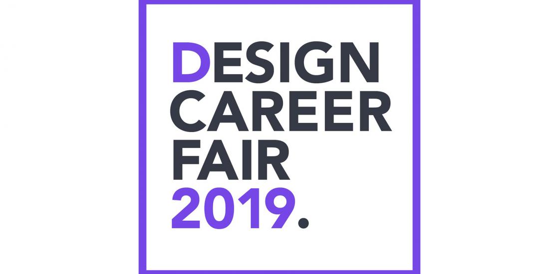 Design Career Fair 2019 Logo