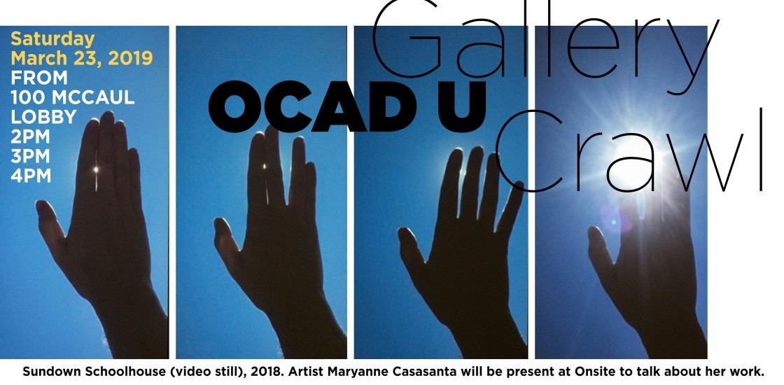2019 Gallery Crawl - header