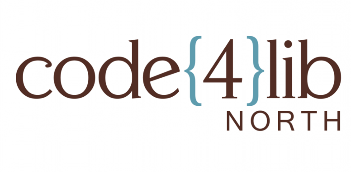 Code4Lib North logo