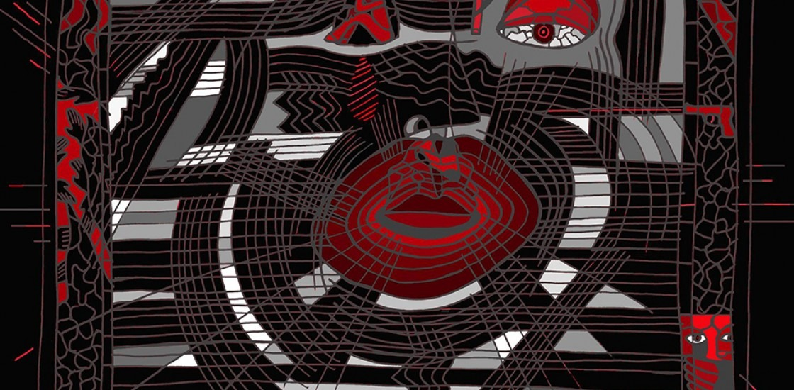 A Whisper to a scream by Anson Liaw