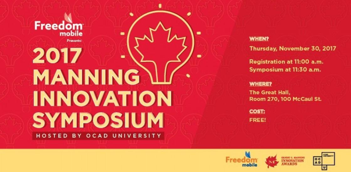 2017 Manning Innovation Symposium Poster