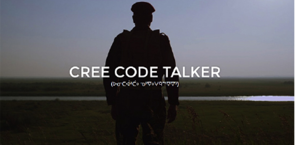 2016, Cree Code Talker - INVC Research Centre - OCAD University